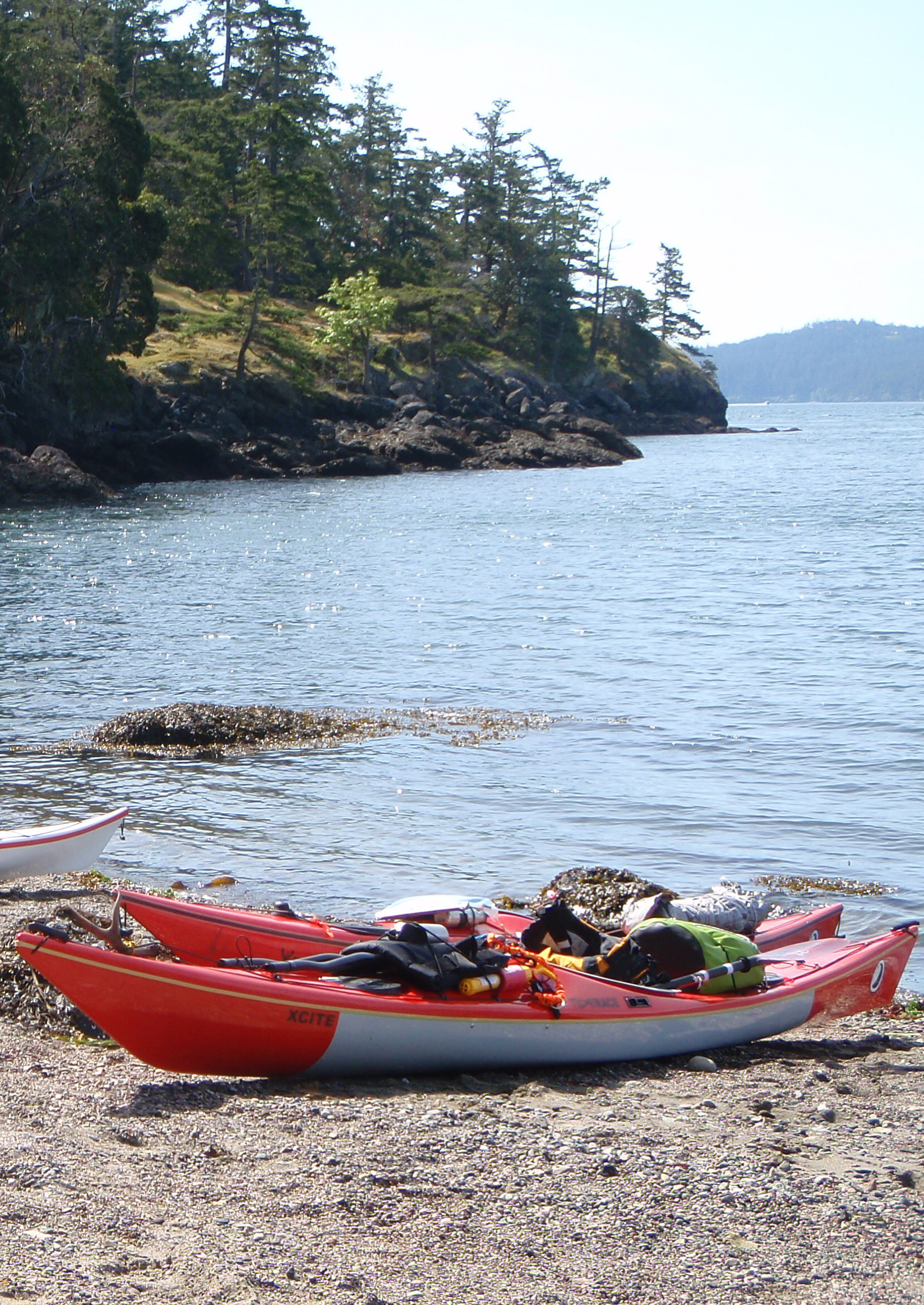 The xcite nominated as fishing kayak of the year really for Most stable fishing kayak